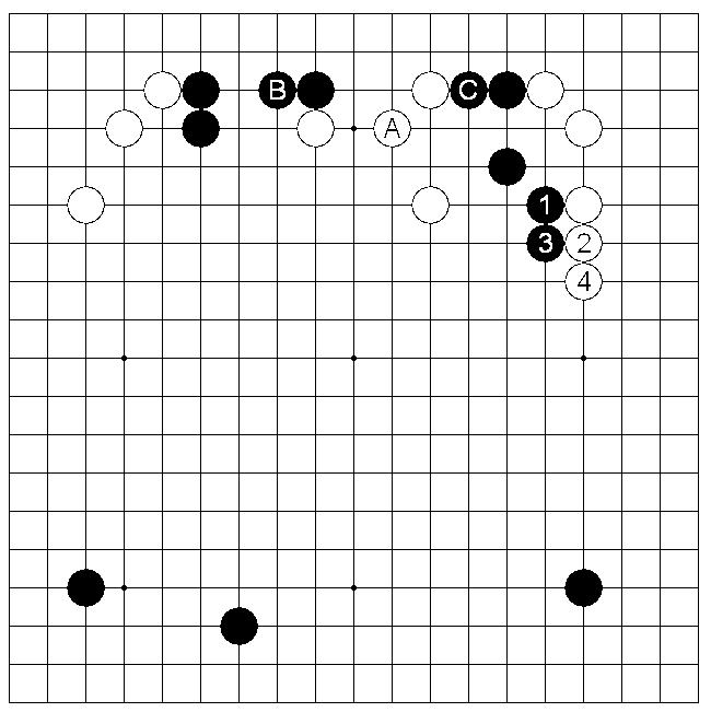 Xinwen vs 3k fuseki