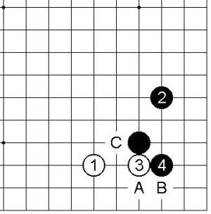 Joseki Figure 1