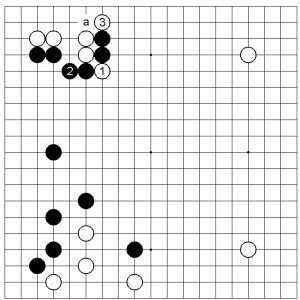 Francis ROADS (Black) vs Xinwen (White)