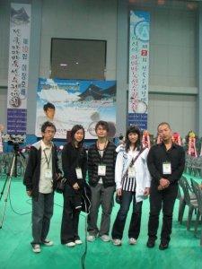 2nd Asian Amateur Baduk Championship (May)