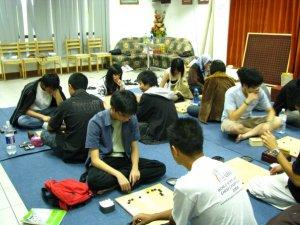 The 2nd CHMS Alumni Association Weiqi Tournament