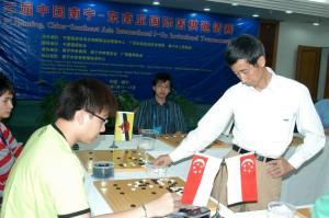 Wang RuNan 9p vs 10