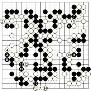 Tan Peng Hui (Black) - Chan Chung Sun (White)