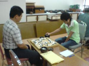 Mr.Tiong vs Xinwen 2007