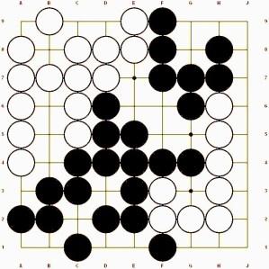 9x9 yose 1