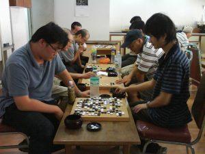 (Black)Hock Doong - (White) Xinwen