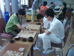 Xinwen vs Mr.Chow's nephew
