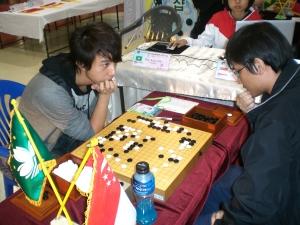(Macao) Wan Kao vs (Singapore) Jia Cheng