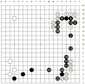 (Black) Xinwen - (White) Felipe Herman van RIEMSDIJK