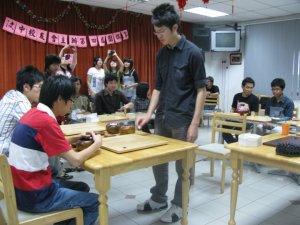 Simultaneous with Zhe Fan