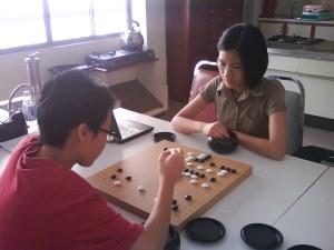 Shu wen vs Mr.Chow's daughter