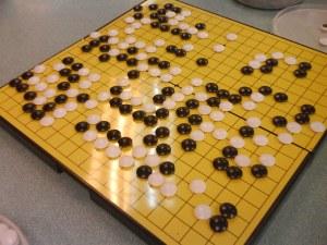 Yu Wen first game*