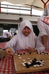 Rafidah, 5th Gen MD leader