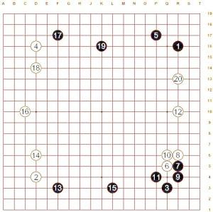 Diagram 1 (1-20)