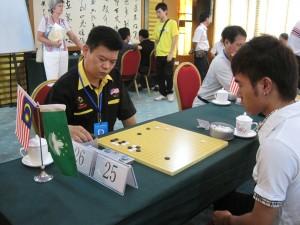 Tiong Kee Soon vs Tang Chan Fai