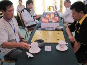 Gao YunMao vs Mr.Tiong