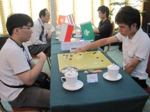 Wicky Sugaharta vs Tang Chan Fai 4-dam