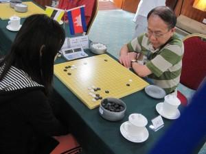 Cambodian player (3-dan)