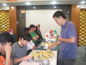 Professional 4-dan Tang laoshi
