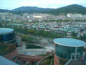 View from the Xinwen's Room