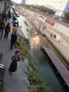 Cheonggyechen Stream