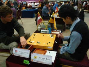 Kirijaks Leon ds vs Xinwen