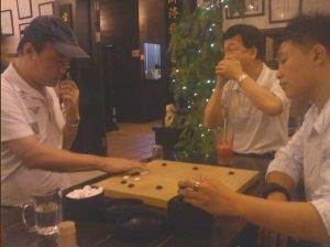 Cheng Qing Jiang (程清江)and Peng Hui