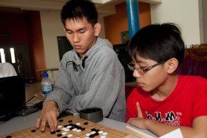 En Ru (L) and Zhen Ru (R)
