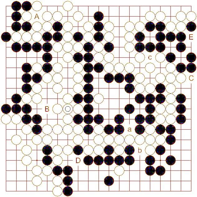 EnRu x ZhenRu (Black) - Matt x Aminuddin (White)