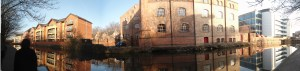 Scenery of Nottingham 1
