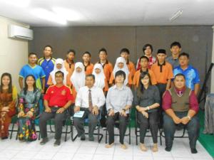 Group Picture for Tutong's Workshop with GOH
