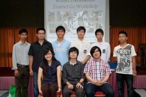 Group Picture for 4th July, Bandar's Workshop