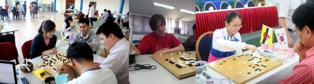 ChaiHui, Sid and HuiYee