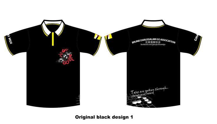 Original Black Design