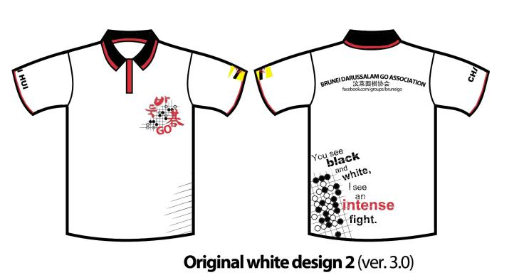 Original White design
