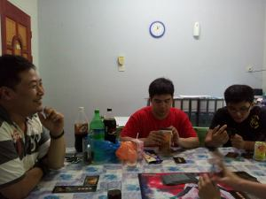 Game Session