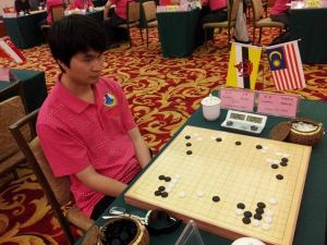 Round 7 against Malaysia, Wynes