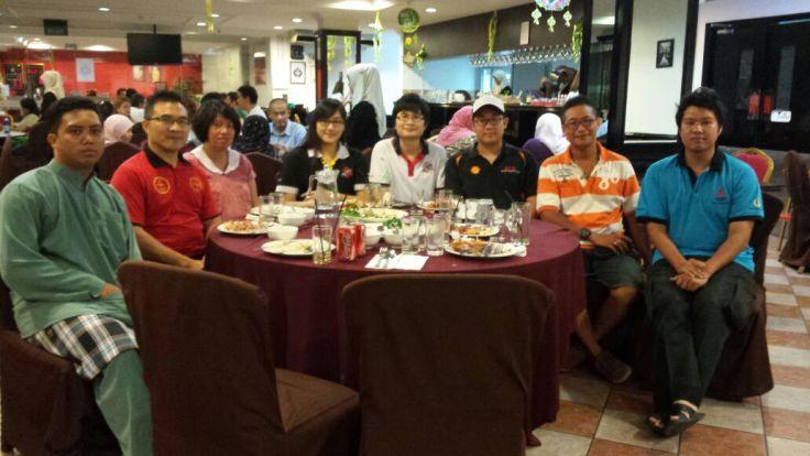 Dinner at GK Restaurant