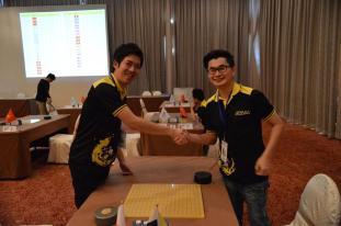 First Round vs Masaki