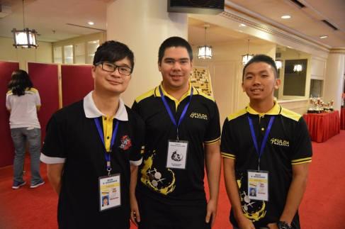 Brunei Team