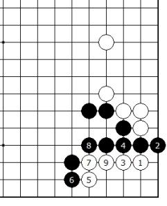 Diagram 9 - Black to Kill
