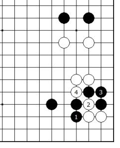 Diagram 18 - Black Disastrous