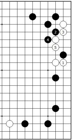 Diagram 5 - White is Happy
