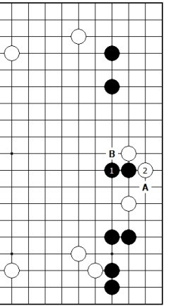 Diagram 8 - Black another option