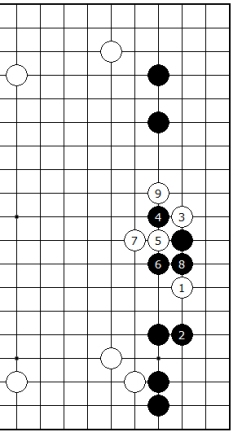Diagram 5 - White Ladder