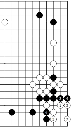 Diagram 8 - Black Disastrous