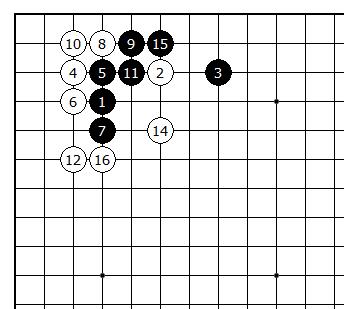 Diagram 11 - White Alternative