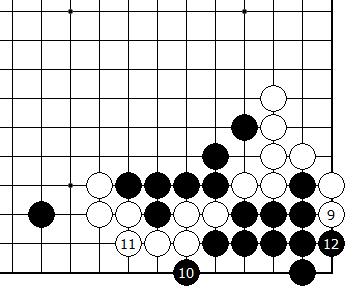 Diagram 10 - Black Alive