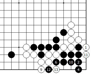 Diagram 14 - Black is Dead