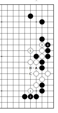 Diagram 21 - Joseki